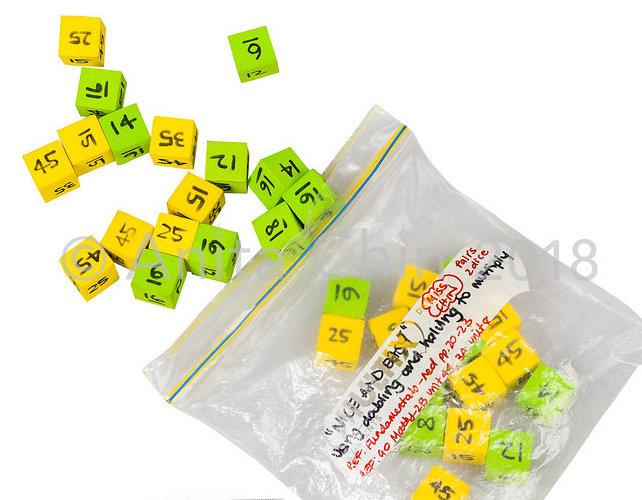 Developing Mental Strategies Through Hands-on Maths Activities