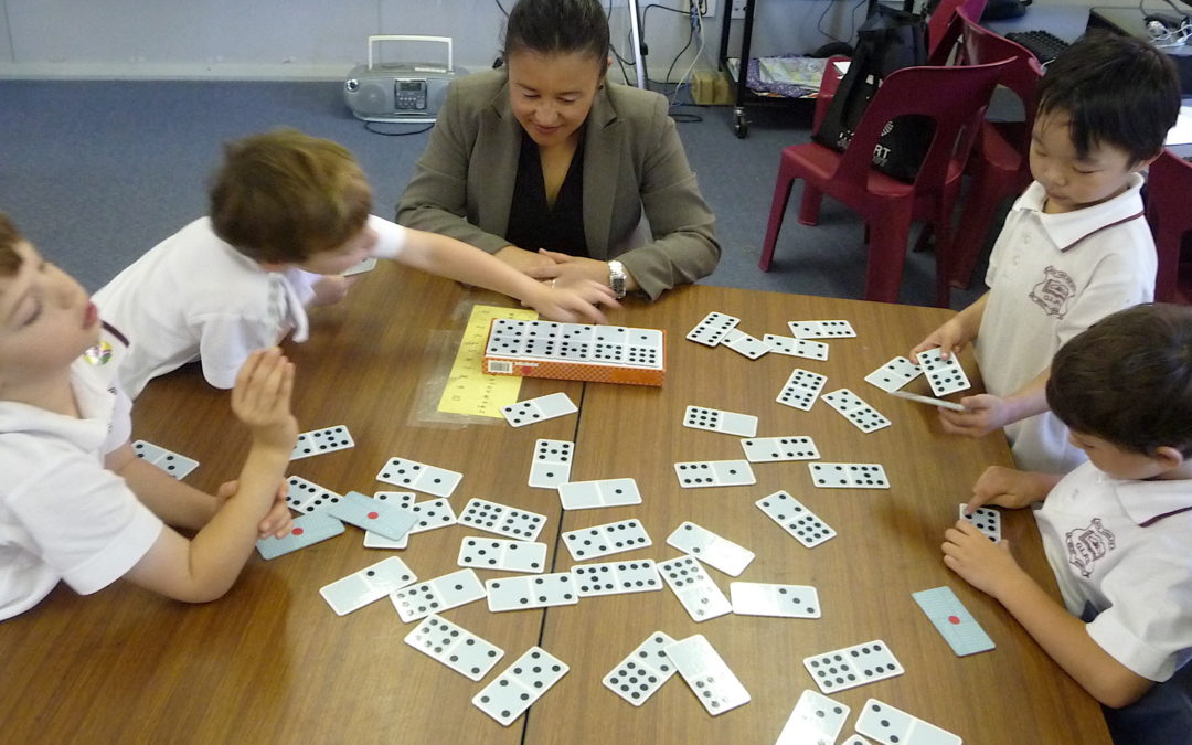 Anita Teaches Your Class Maths: Addition and Subtraction