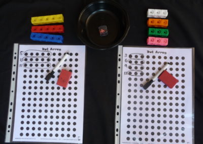Visual Models and Language in Maths: Multiplication and Division
